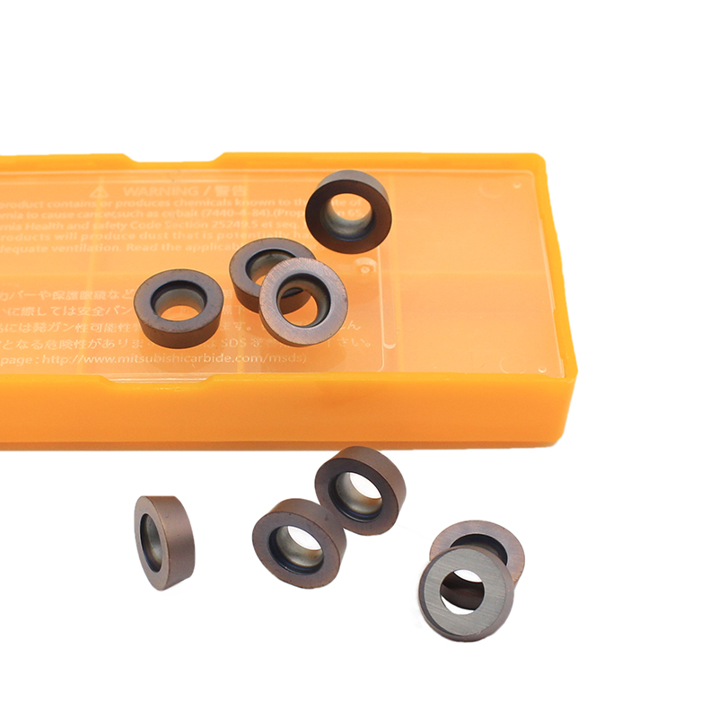 10pcs RPMW1003 RPMT10T3 RPMT1204 RPMT08T2 VP15TF milling tools Carbide insert Lathe tool Hard Alloy Milling turning tool