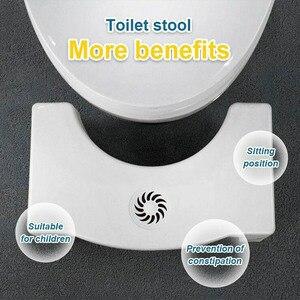 Image 5 - PP katlanır çok fonksiyonlu tuvalet taburesi taşınabilir adım ev banyo için TB satış