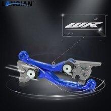 Рычаги поворотного тормоза и сцепления для мотоцикла, для Yamaha WR 250F 450F WR250 R X WR426F WR200 WR250 Z