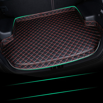 Custom No Odor Waterproof Non Slip Boot Carpet Car Trunk Mat for Porsche Cayenne Macan Cayman Boxter...