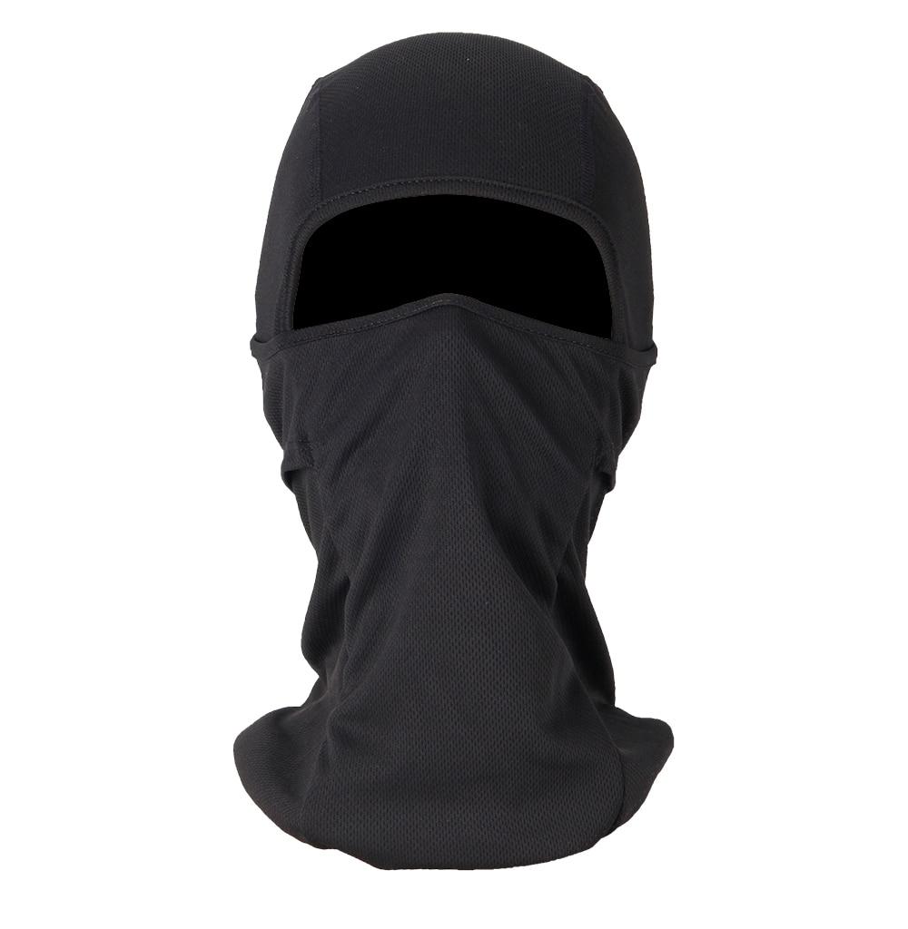 HEROBIKER мотоциклетная Балаклава маска для лица мото теплая ветрозащитная дышащая страйкбольная Пейнтбольная велосипедная Лыжная маска для лица мужской солнцезащитный шлем