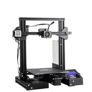 Image 3 - Ender 3 פרו DIY ערכת 3D מדפסת גדול הדפסת גודל Ender 3Pro מדפסת 3D המשך הדפסת כוח 220*220*250mm Creality 3D