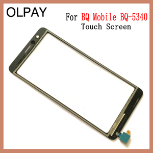 Image 4 - 5.34 inch Touch Screen For BQ Mobile BQ 5340 BQ 5340 Touch Screen Digitizer Panel Front Glass Lens Sensor Repair And Tools