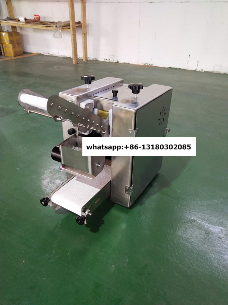 H62d258fd7925457d9b3fe5fac110d316A - Wonton dumpling bun skin machine business equipment manufacturers direct Grain Product Making Machines