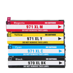 980 XL 980XL Ink Cartridges For HP980 HP980XL Officejet Enterprise Color X555dn X555xh X585dn X585f X585z MFP Printer