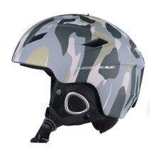 Профессиональный лыжный шлем формирующий с прозрачной защитой спортивный стоматологический безопасный для мужчин и женщин матовый