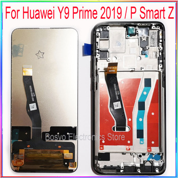 for Huawei Y9 Prime 2019 LCD screen display P Smart Z with touch assembly Replacement repair parts