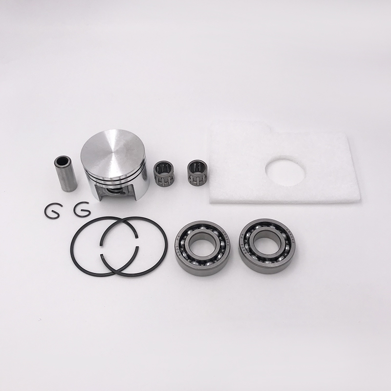HUNDURE 38MM Piston Rings Kit For STIHL 018 MS180 Chainsaw Engine Motor Parts Fit 10mm Pin OEM 11300302004, 1130 030 2004