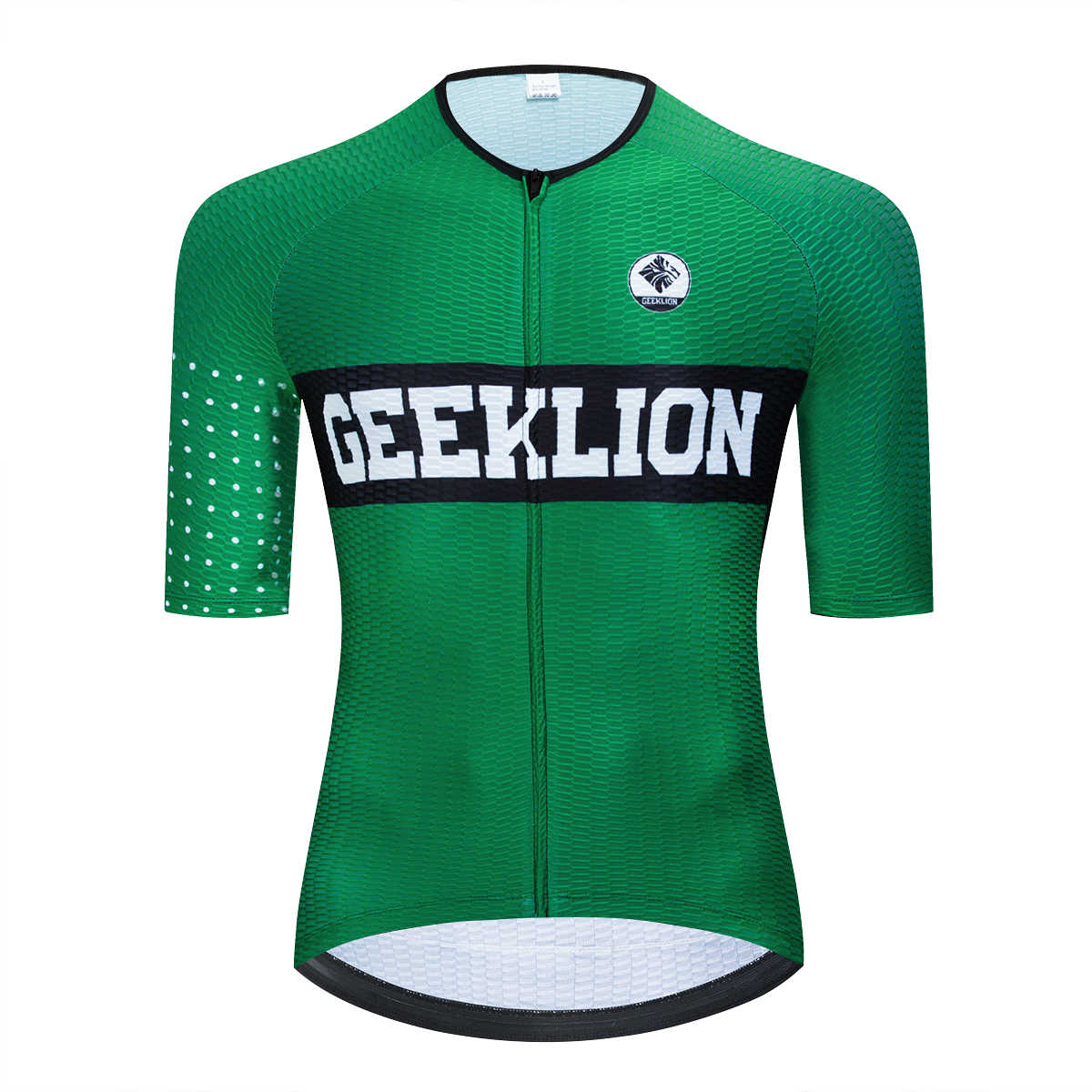 2020 Geeklion ใหม่จักรยานเสื้อ Racing Fit Ciclismo MTB Maillot Breathable SLIM FIT JERSEY