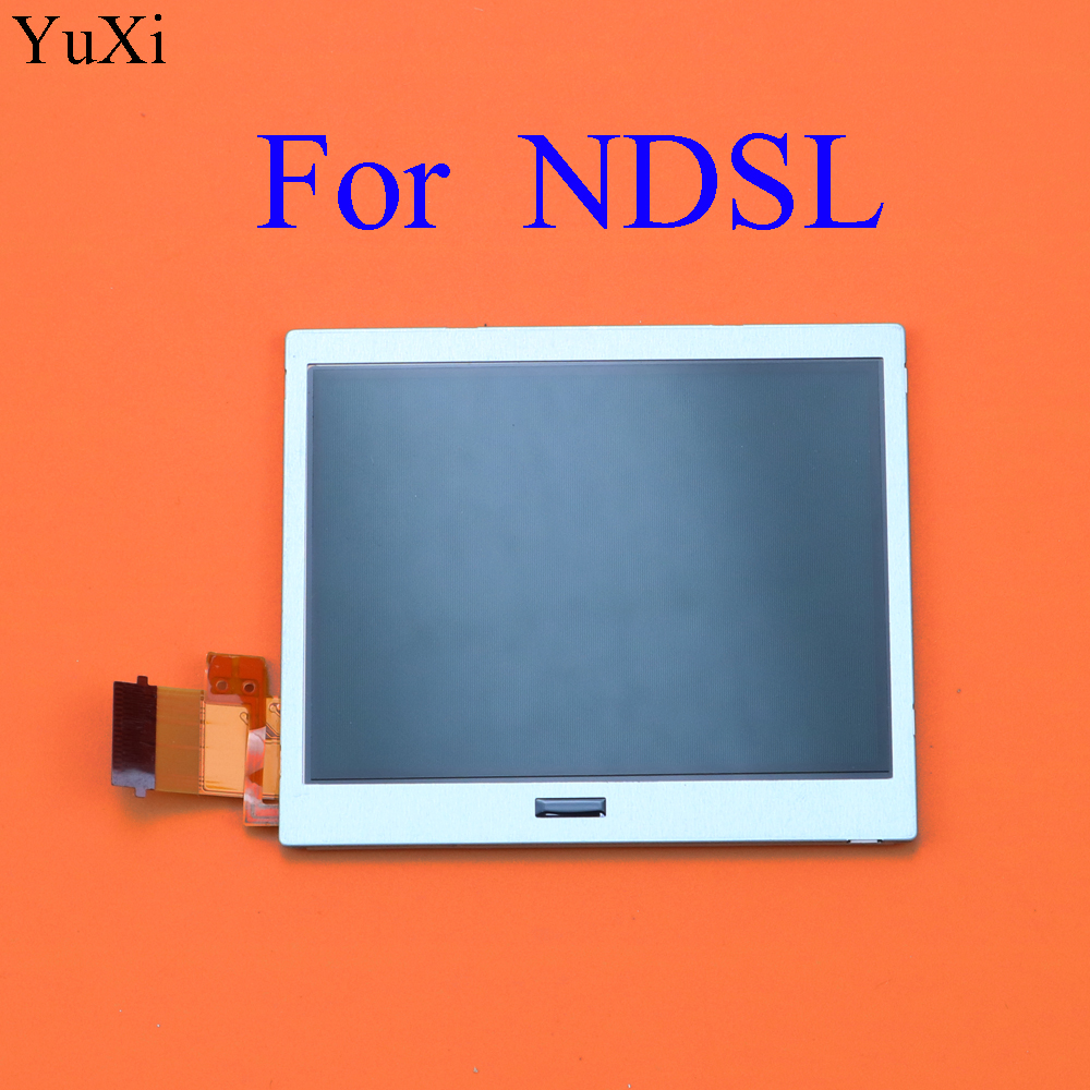 YuXi Replaceable Lower Bottom LCD Display Screen Repair for Nintendo DS Lite NDSL Console