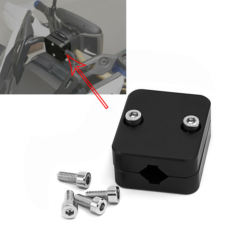 <font><b>Motorcycle</b></font> Rider Satnav phone GPS Navigation Holder Bracket For BMW <font><b>R1200GS</b></font> R 1200 <font><b>GS</b></font> LC ADV Adventure F800GS 2012 - 2017 image