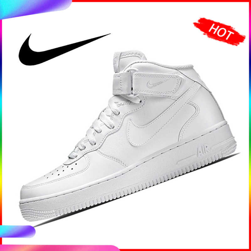 Nike Air Force 1 AF1 Men's Classic Leisure Skateboarding