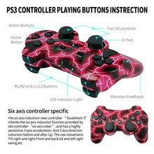 Беспроводной игровой контроллер геймпад для playstation 3 10