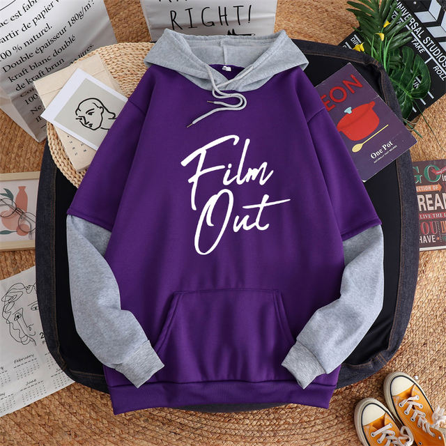 BTS FILM OUT THEMED HOODIE (6 VARIAN)
