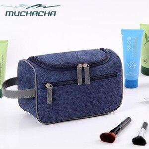 Dropship Fashion Man Cosmetic Bag Portab
