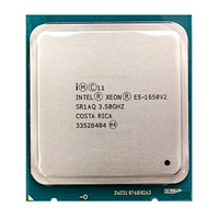 Intel Xeon Processor E5 1650 V2 E5 1650 V2 CPU LGA 2011 Server processor working properly Desktop Processor E5 1650V2