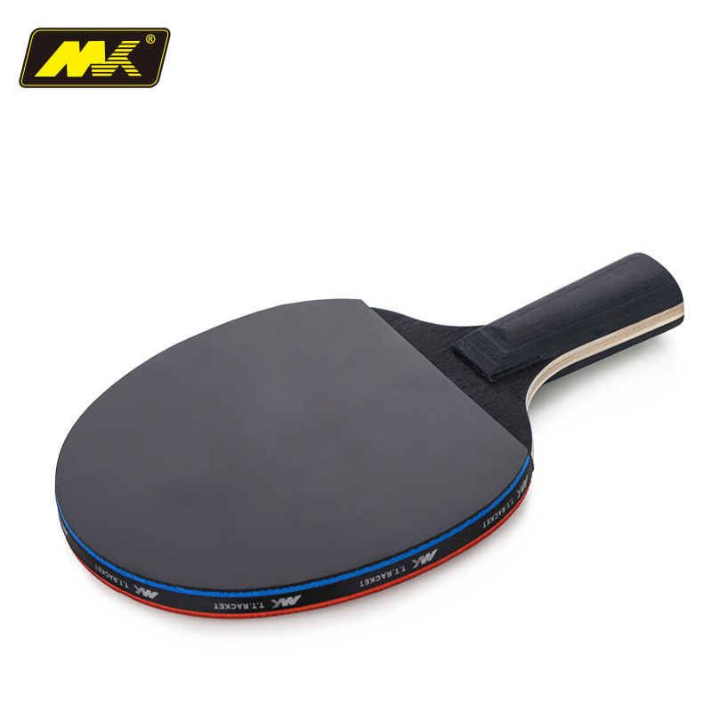 Купить с кэшбэком Table tennis racket 3 star pair racket table tennis racket table tennis board game dedicated two racket more professional