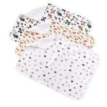 Alfombrillas reutilizables para cambiar bebés, cubierta de algodón, pañal de tela lavable para recién nacidos, impermeable