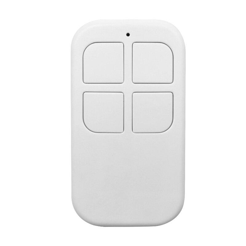 For DOORHAN MOTORLINE Remote Garage Door 433.92MHZ Garage Door Remote Control For Gate Control Key Chain For Barrier Command