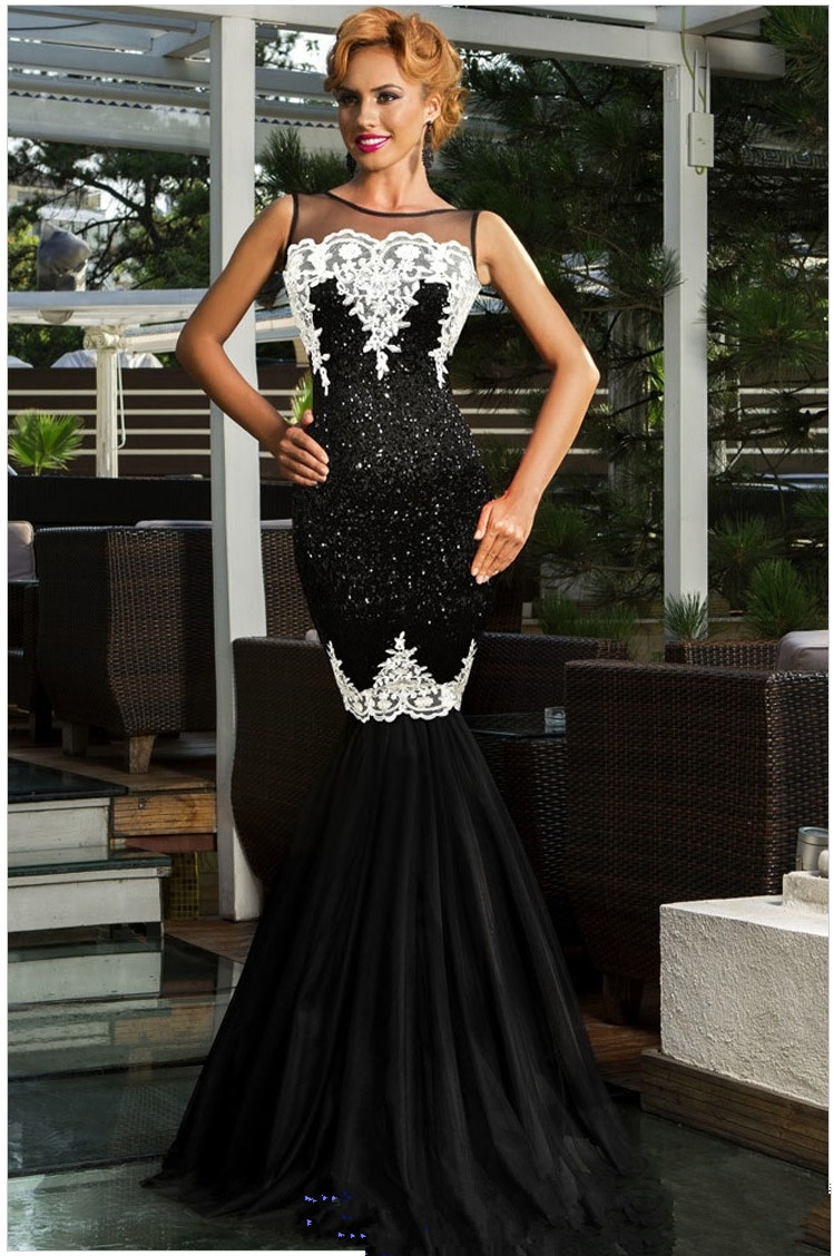 New Style Vestido De Festa Long Mermaid Burgundy Prom  2018 Sexy Evening Sequined Lace Appliques Mother Of The Bride Dresses