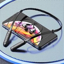 лучшая цена EARDECO Dual Dynamic Driver Bluetooth Headphones Bass Wireless Earphones Stereo Earphone Earbuds Waterproof Headset for Phone