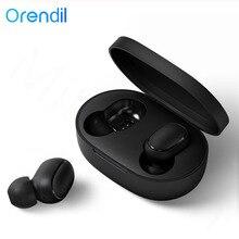 Orendil EBM1 Mini Không Dây Tai Nghe In Ear Thể Thao Chạy Bộ Tai Nghe Bluetooth 5.0 TWS HIFI Tai Nghe Hỗ Trợ IOS/Android điện Thoại