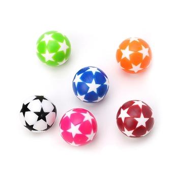 2 szt 32mm plastikowy stół piłka nożna piłka do piłki nożnej części do piłkarzyków Fussball tanie i dobre opinie OOTDTY CN (pochodzenie) Table Football