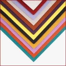 Libra – feuilles A4 synthétiques de 8x11,8 pouces, grand Litchi, Faux cuir PVC, tissu pour arc, couture artisanale