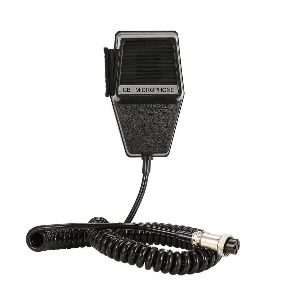 CM4 CB Radio Speaker Microphone Microphone For Cobra / Uniden Auto Walkie Talkie Cobra Walkie-talkie Microphone