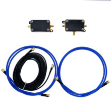 Najnowsza wersja YouLoop antena magnetyczna przenośna pasywna pętla magnetyczna antena NCPL nadaje się do radia HF SDR HF VHF