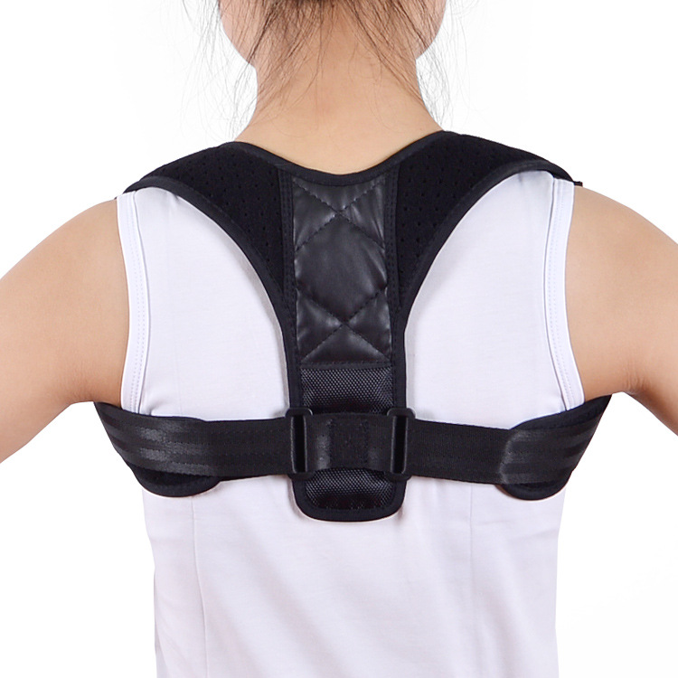 Adult Orthotics Band Breathable Correction Sitting For Both Men And Women Hunchback Clavicle Shoulder Back Spine With Tension B