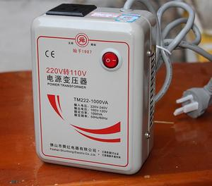 Power 1000W Transformer Voltage Converter 220 V to 110 V Buck / 110V to 220 V Boost