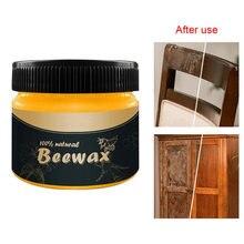 1 шт полировка древесины пчелиного воска приправа beewax полный