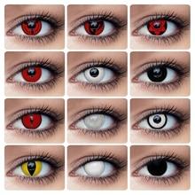 Sharingan-Contact-Lenses Eye-Lenses Naruto Sasuke Kakashi Eyes Anime Cosplay for Halloween
