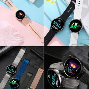 Image 5 - 2020 New Womens Smartwatch IP68 Waterproof Wearable Device Heart Rate Monitor Smart Watch For Android IOS inteligentny zegarek