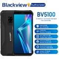 Смартфон Blackview BV5100 защищенный, IP68, экран 5,7 дюйма, Android 10, Helio P22 восемь ядер, 4 Гб + 64 ГБ, NFC, 5580 мАч