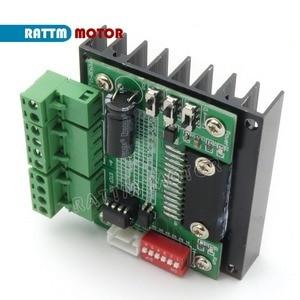 Image 5 - EU 4 Achsen CNC Router Kit 4 stücke 1 achse TB6560 fahrer & interface board & 4 stücke Nema23 270Oz in stepper motor & 350W netzteil