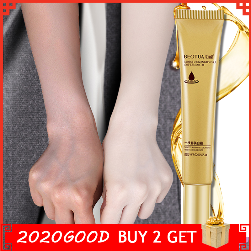 Strong Effects Whitening Face Cream Pure Collagen Remove Melasma Pigment Melanin Repair Anti Aging Essence Moisturizing Skin