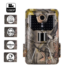 Wildlife Camera HC900A 940nm Led-Tracking-Camera Photo-Traps Scouts Night-Vision 1080P