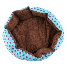 Cute Warm Pet Dog Puppy Cat Soft Flannel Bed House Plush Mat Pad Material  Warming Spully Dropshipping