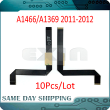"""10ชิ้น/ล็อตสำหรับApple MacBook Air 13.3 """"A1369ทัชแพดTrackpadแทร็คแพดPad Ribbon Flex Cable 593 1428 A (922 9667) 2011 2012ปี"""
