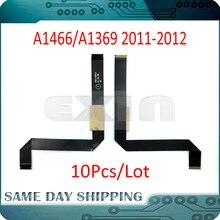 """Pavé de piste pour Apple MacBook Air de 13.3 """"A1369, avec pavé tactile, 10 pièces/lot, câble flexible (922 9667), années 2011 et 2012"""