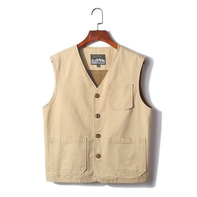 Men's Jean Jacket Japanese Harajuku Vest Fashion Men's New Fashion Denim Vest Casual Cowboy Jacket In Shoulder Blouse#g3 4