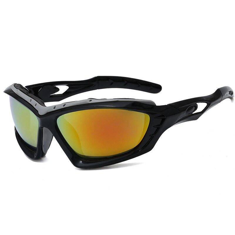 Велосипедные очки с градиентом, 6 цветов, UV400