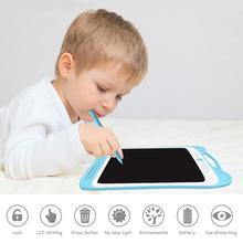 Newest high quality LCD Writing Tablet 8.5-inch Cute Anti-fall Waterproof Writing Board Doodle Board Drawing Pad Tablet for Kids