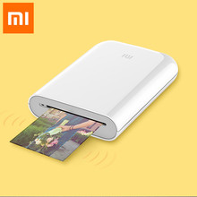 Xiaomi Mijia AR Pocket Printer Portable Travel Mini Pocket Printer Party Photo Photo Camera DIY Sharing Inkless Printing