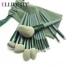 Makeup-Brushes-Set Concealer Foundation Blush Highlighter Eyeshadow Professional-Powder