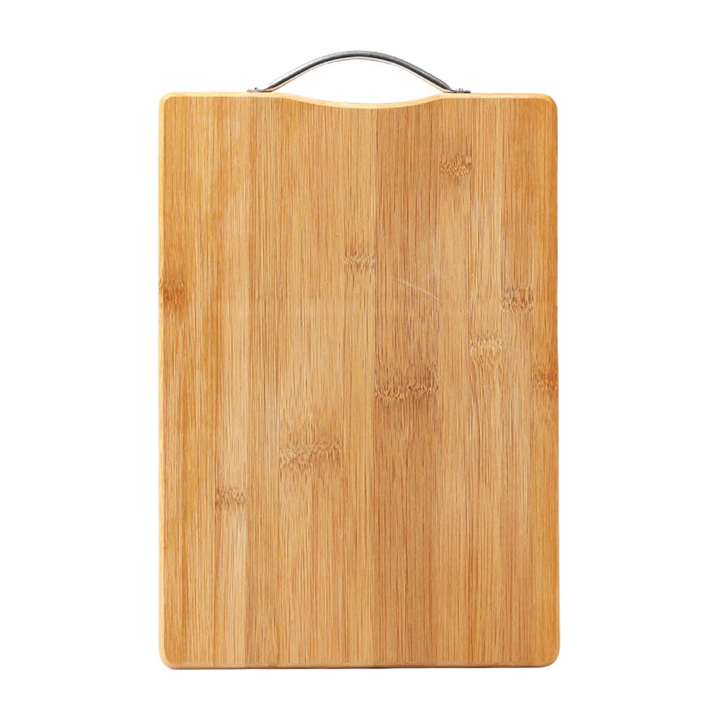 Easy Clean Durable Anti-slip Chopping Mat Wear Resistant Thicken Cutting Board Bamboo
