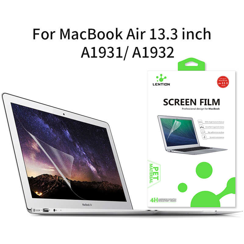 Lention Pelindung Layar Film untuk MACBOOK AIR 13 Inch A1931 A1932 Layar Eye Protection Macbook Kulit