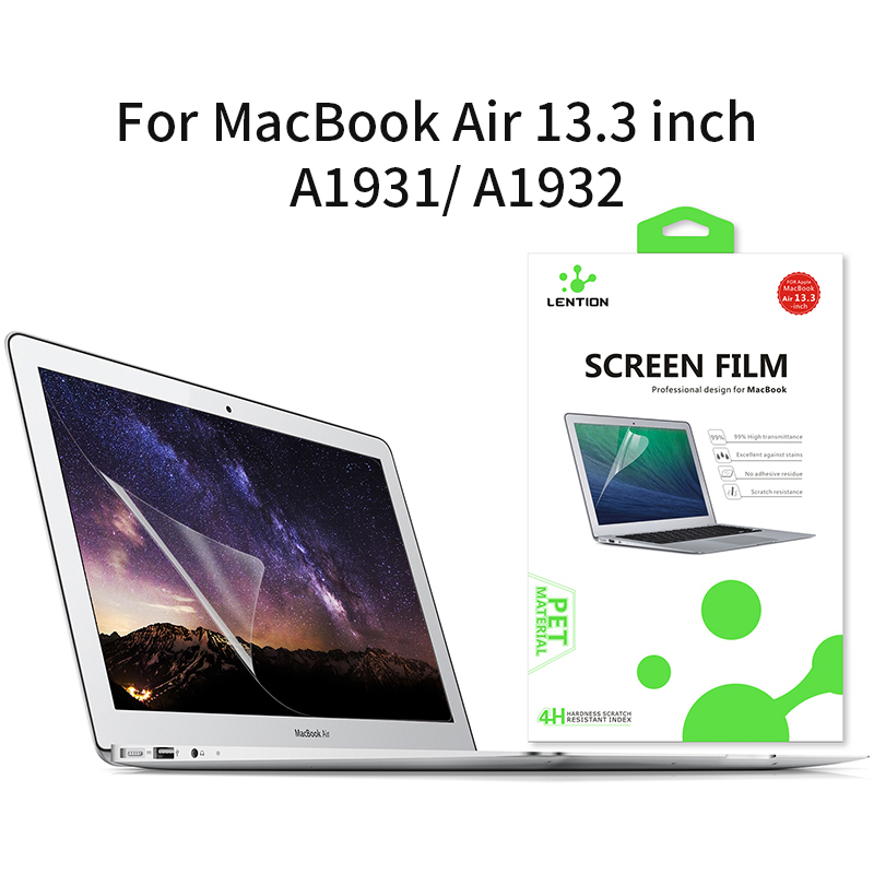 Lention Screen Protector Film For New Macbook Air 13 Inch A1931 A1932 Screen Eye Protection MacBook Skin